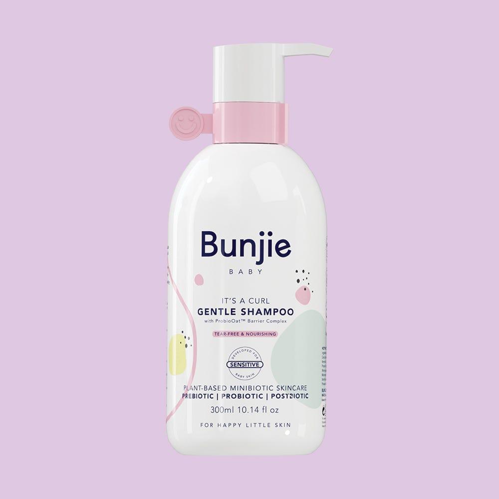 Bunjie Baby Skincare Gentle Shampoo