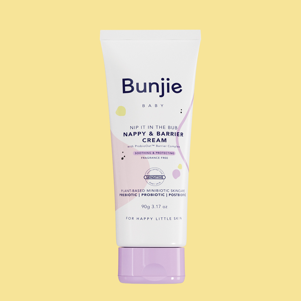 Bunjie Baby Skincare Nappy and Barrier Cream