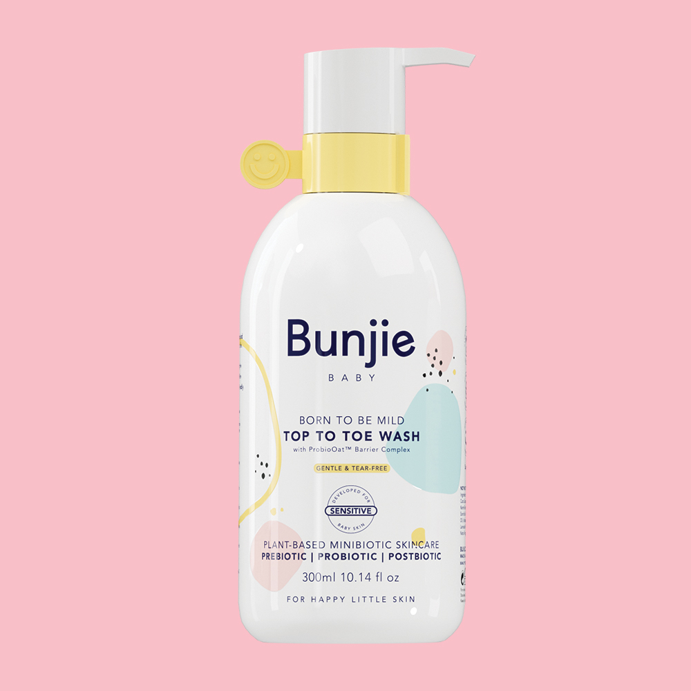 Bunjie Baby Skincare Top to Toe Wash