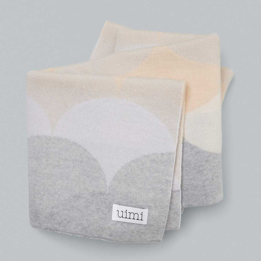 Uimi merino wool baby blankets and accessories